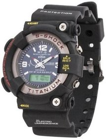 NG BigB Trendy MTG S Shock Sports Dual Time Analog And Digital Watch For Men 6 MONTH WARRANTY