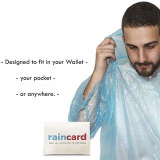 karnavati- Rain Card Raincoat
