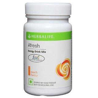 Herbal life Afresh Energy Drink Mix 0.05 Kg Peach !