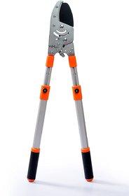 Vimal Razor-sharp Heavy Duty Ratchet Anvil Gear Lopper Non-Stick Coating, Branch Cutter, Loppers, Pruning Shears