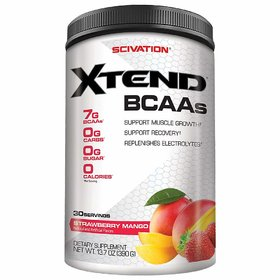 Scivation Xtend BCAA 30 Servings - 390g (Strawberry Mango)