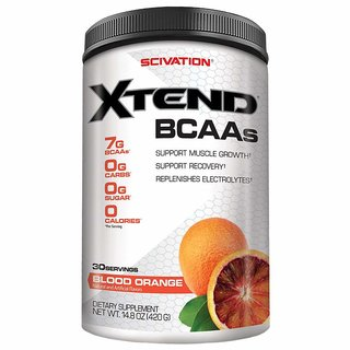 Scivation, Xtend BCAAs - 30 Servings (Blood Orange)