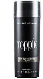 Toppik Hair Building Fiber Black 27.5 New Bottle (BLACK) Hair Fiber For Hair Damage Hair Loss Concealer!!