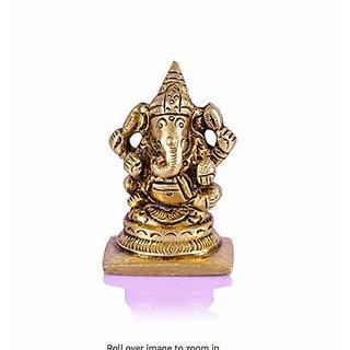 Rama Metal Brass Ganesha