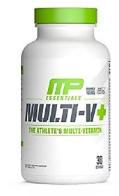 MusclePharm Multi V + Essentials 30 Serving Dietary Supplement (60 Tablets)