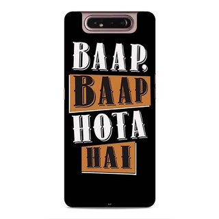 Printed Hard Case/Printed Back Cover for Samsung Galaxy A80