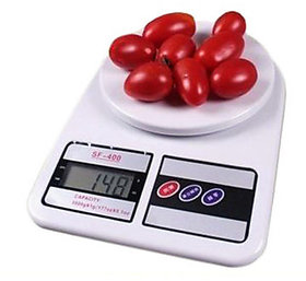 10Kgs Kitchen Scale Electronic Digital LCD Weight Accurate Weighing Machine SF-400