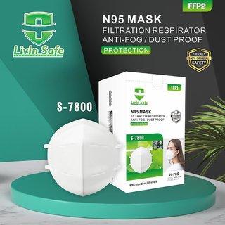 livinsafe n95 5-ply  protective face mask FFP2