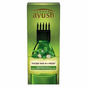 Ayush-Bhirgraj Hair Oil-100 Ml