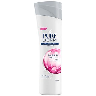 Pure Derm-Anit Hair Fall Shampoo-340 Ml