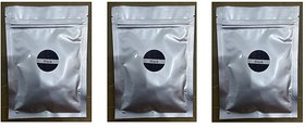 Caboki Hair Building Fibers Topup Refill Pack - 25gms (Black) Keratin Protein Hair Fibers Pack of 3