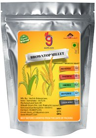 99Auth 3kg Healthy Natural Pure Organic Browntop, korale Millet