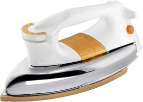 Vraxi Plancha 1000W Automatic Clothing Dry Irons (Copper)