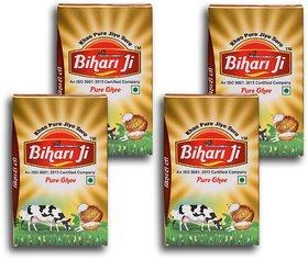 Bihari ji Desi Ghee 1Ltr Tetra Pack-4