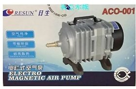 Resun Aquarium Electro Magnetic Air Pump/ Air Blower / Aco - 001