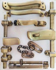 ONE10 FULL BRASS SINGLE DOOR KIT 10 MODEL 517