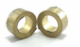 Shubh Sanket Vastu Copper Strip (Mahavastu Remedies) (7-8 feet) (2 Strip Roll)