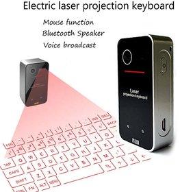 Virtual Laser Wireless Keyboard for Laptop, Tablets, Phones
