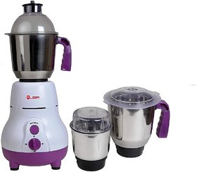 Quba 3 Jar  Mixer Grinder  MG 104 (600W)