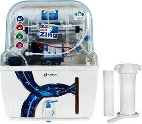 Kinsco Aqua Zing Ro+Uv+Uf+Tds Adjuster water Purifier