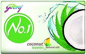 Godrej No.1 Coconut Neem Soap 50g