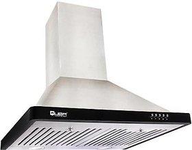Quba 60cm Electric Chimney 2715 Baffle Filter