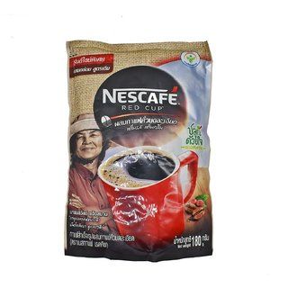 Nescafe Red Cup Roasted Mix Coffee Fully Ground - 180g