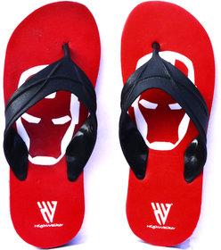 HighWalker Iron Man Red Slipper