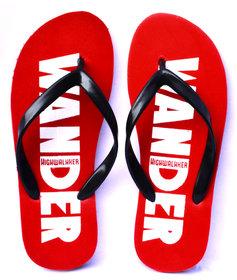 HighWalker WANDER Red Men's Flip Flops