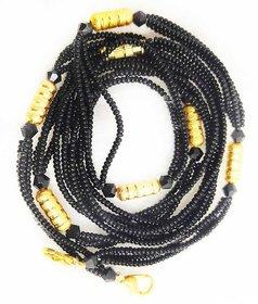 MANGALSUTRA (BLACK BIG BIDS) MALA 28 WOMEN USE (F257)