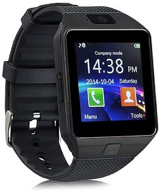 DZ09 Touchscreen Smart Watch With Bluetooth & Call Functionality