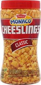 Parle Monaco Cheeslings Classic 150Gm