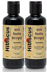 Amla Reetha Bhringraj Shampoo