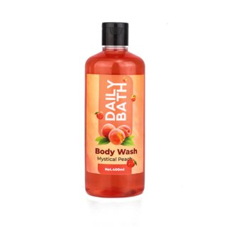 DAILY BATH MYSTICAL PEACH 400 ML
