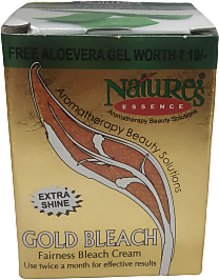 Nature's Essence Gold Bleach, 43 g (Pack of 2)