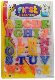 First Classroom ABCD Use Magnetic Letters kids Toys boys toys girls toys