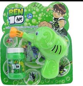 Ben 10 Toys Elephant Bubbles Toys Boys Toys Bubble Gun