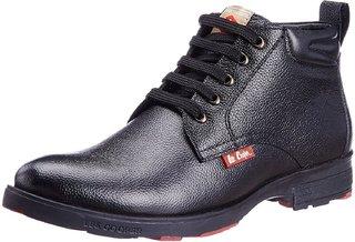 Lee Cooper Men's Black Outdoor Shoes LC 9519 BLACK