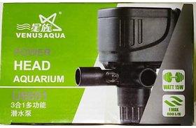 VENUSAQUA POWER HEAD U6601 Aquarium Filter Cartridge  (U6601 TOP FILTER POWER HEAD, Pack of 1)