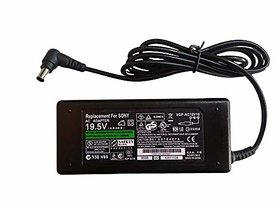 Laptrust Laptop Charger for Sony 19.5V 3.9A Adapter for Sony VAIO VGP-AC19V19 VGP-AC19V20 VGP-AC19V27 Power Cord Includ