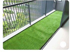 Style UR Home - Artificial Grass For Balcony/ Plastic Turf Carpet Mat/ Grass Carpet/ 25mm /Size 6.5 Ft X 1.5 Ft