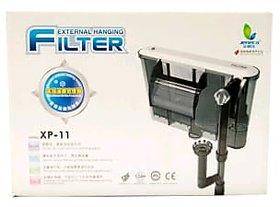 JENECA XP-11 External Hanging Aquarium Filter Canister Aquarium Filter  (Mechanical Filtration for Salt Water and Fresh