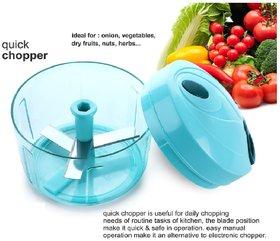 Quick Vegetable Chopper Cutter(GK)