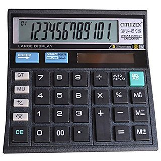 CHOLA STORES CT-512 ELECTRONIC CALCULATOR
