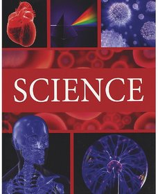 Parragon Publishing Hardcover Educational Science Book