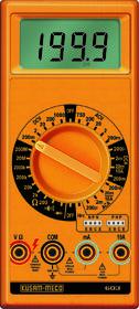 3 DIGIT 1999 COUNTS DIGITAL MULTIMETER (8 FUNCTIONS 30 RANGES)