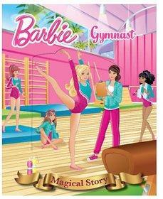 Barbie Hardcover Gymnast Magical Story