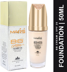 Mars BB Cream Foundation-MR001