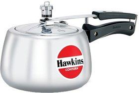 Hawkins Contura 3 L Pressure Cooker(Aluminium)