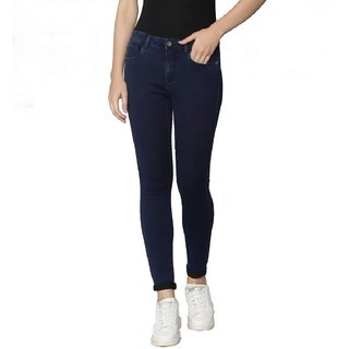 Lezendary Women Blue Jeans